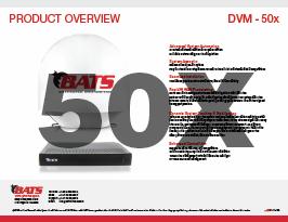 DVM 50X